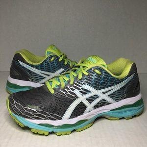 WMNS ASICS Gel Nimbus 18 Running Shoes